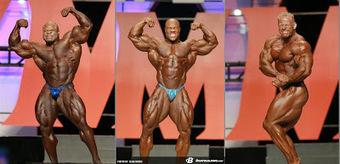 Mr. Olympia 2013 Results   Pro Bodybuilders & Fitness Models   Scoop.it