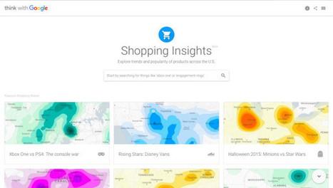 Shopping Insights : découvrez les tendances d'achats par ville et par région : Capitaine Commerce 3.6 | Boite à outils E-marketing | Scoop.it