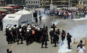RIGHTS - Human rights group denounces Gezi policies | Human Rights | Scoop.it