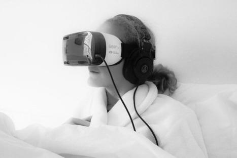 La réalité virtuelle s'invite aux Cliniques St-Luc pour soulager les patients atteints d'un cancer | SeriousGame.be | Scoop.it