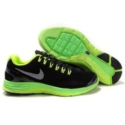 Nike LunarGlide+ 4 Suede Black Volt | Nike Lebron 10 | Scoop.it
