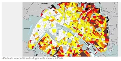 Paris MODIFIE son Plan Local d'Urbanisme Parisien (PLU) | URBANmedias | Scoop.it