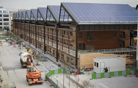 Rennes veut tirer profit de ses rayons de soleil en installant du photovoltaïque sur ses toits | Financement énergétique | Scoop.it