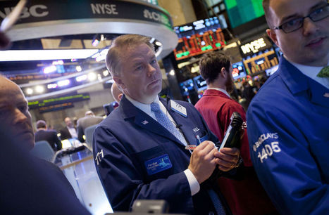 U.S. Stocks Drop to One-Month Low on Fed Bets After Data | EconMatters | Scoop.it