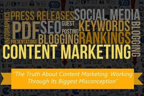 The Truth About Content Marketing | Syntactics Inc - Business Process Outsourcing in the Philippines | curations | Scoop.it