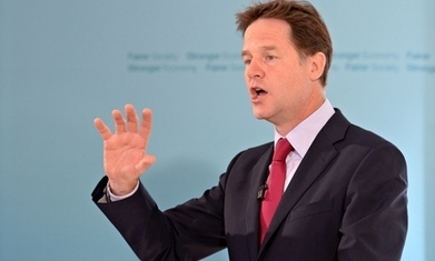 Nick Clegg blasts press 'dinosaurs' after rightwing attacks on parental pay | Balancing the Bump | Scoop.it