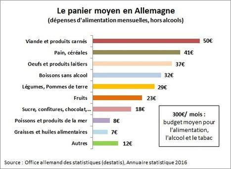 Missions allemandes en France - Annuaire statistique 2016 de Destatis | France - Allemagne | Scoop.it