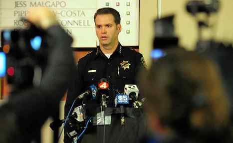 Assault rifle jam likely prevented Vallejo officers' assassination Sunday | Police Problems and Policy | Scoop.it