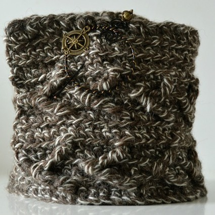 Free pattern: Go West, Young Man Scarf | Underground Crafter | FREE Crochet Patterns | Scoop.it