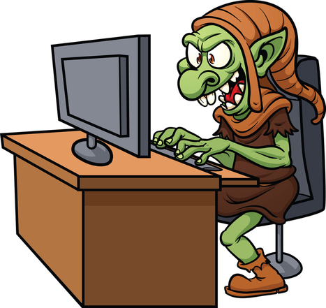 Internet trolls and why Strasbourg doesn't want to get involved   language and technology   Scoop.it