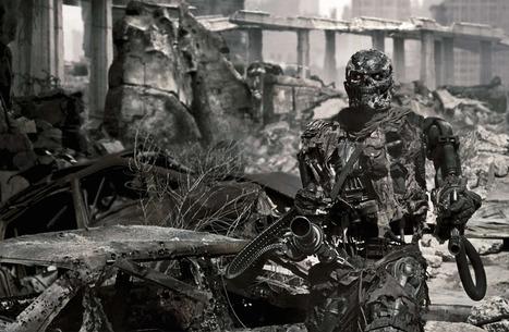 """Bientôt des """"robots tueurs"""" en zone de guerre ?   Post-Sapiens, les êtres technologiques   Scoop.it"""