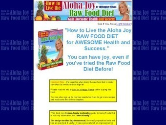 How to do the Raw Food DietWeight Loss Natural | Weight Loss Natural | Weight Loss Eating Plan | Scoop.it