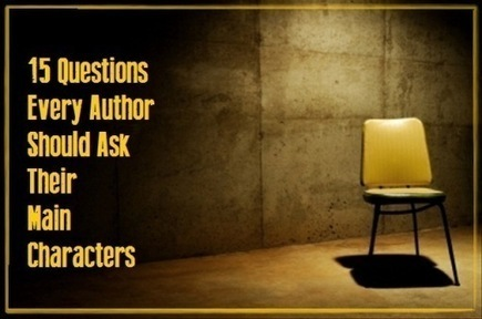 15 Questions Authors Should Ask Characters | The Funnily Enough | Scoop.it