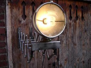 [Coup de ♥] Création d'une lampe d'atelier Phare - Instructions de bricolage | Best of coin des bricoleurs | Scoop.it