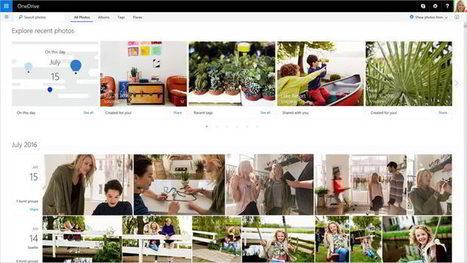 Álbumes automáticos, búsquedas, pokémon y más novedades para las fotos en OneDrive | El rincón de mferna | Scoop.it
