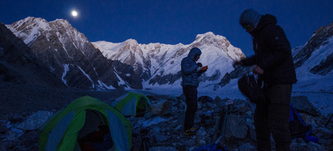 High in the Himalaya: 36 Avalanches and a Silent Refuge   Himalaya Trekking   Scoop.it
