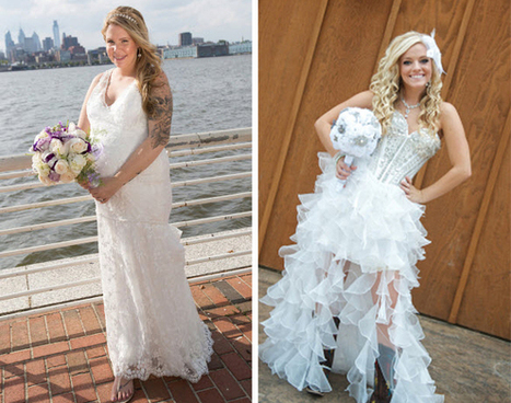 Teen Mom Wedding Dress Face-Off — Kailyn Lowry or Mackenzie Douthit ... - Wetpaint | CowgirlCowboy.com | Scoop.it