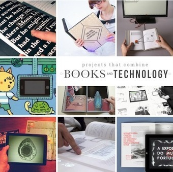 Ebook Friendly: 12 projecten die print met digitaal verbinden - Blokboek - Communication Nieuws | BlokBoek e-zine | Scoop.it