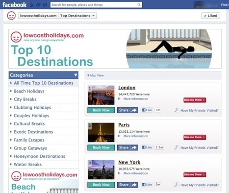 Time to stop obsessing over Facebook LIKES - Were Here is the real metric for travel pages | Tnooz | ALBERTO CORRERA - QUADRI E DIRIGENTI TURISMO IN ITALIA | Scoop.it