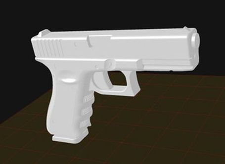 "3D printer company takes machine from guy planning to print a gun | L'impresa ""mobile"" 