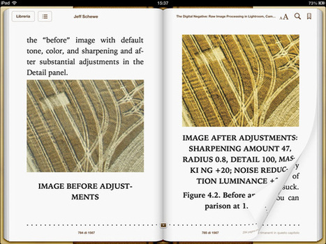 Selling digital books with Apple: iBooksAuthor, InDesign, Digital Publishing Suite | Photoshop, etc. | Personalized Learning Resources | Scoop.it