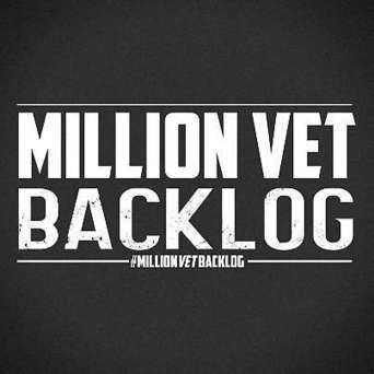 #MillionVetBacklog | Mediocre Me | Scoop.it