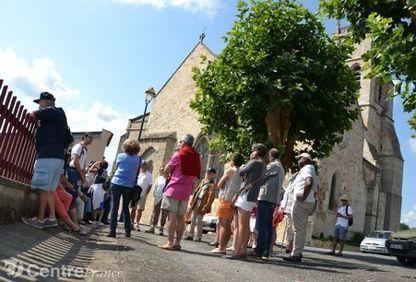Les visites guidées de l'office de tourisme du Haut Limousin ont du succès | Actualités du Limousin pour le réseau des Offices de Tourisme | Scoop.it