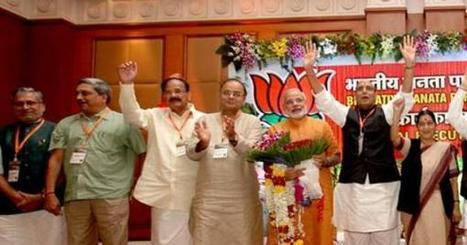 Why is the BJP so afraid of the Aam Aadmi Party? | AAP-Livewire | Scoop.it