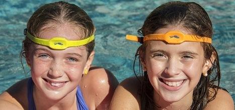 Un bandeau bluetooth pour être prévenu lorsqu'un enfant risque de se noyer | Smart Home | Scoop.it