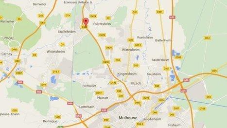 RD 430 : 63 candélabres enlevés entre Kingersheim et Mulhouse - France 3 Alsace | Alsace Actu | Scoop.it