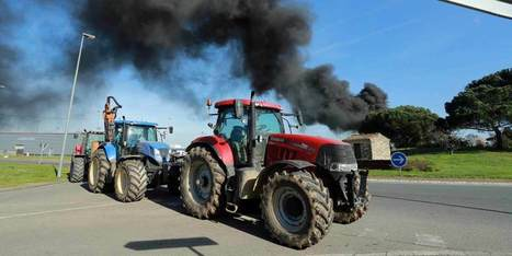 Hollande promet une baisse des charges, les agriculteurs attendent d'en savoir plus - Europe 1 | Le Fil @gricole | Scoop.it