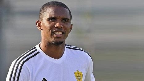 Cameroun : Eto'o absent à Lomé ? - Sport365.fr | Togo Actualités | Scoop.it