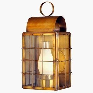 Nautical Style Copper Outdoor Lighting Collection by Lanternland | Home Lighting 101 | Scoop.it