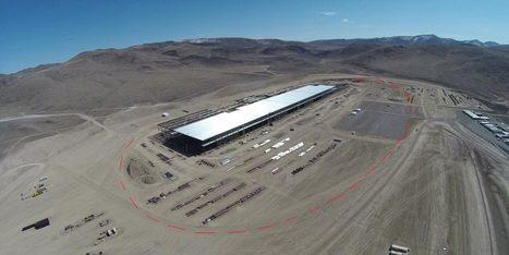 L'usine où Tesla va fabriquer ses batteries ! | Technologies | Scoop.it