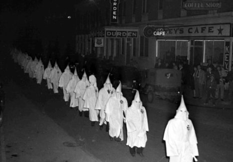 Anonymous Reveals Full List Of Alleged KKK Members | this curious life | Scoop.it