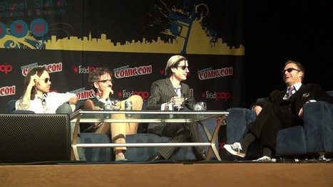 Venture Bros. Panel at New York Comic Con 2012 | Things from The Internet | Scoop.it