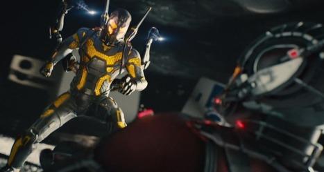 Nouvelles affiches pour Ant-Man - La Gazette du Geek | Actualité | Scoop.it