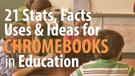 21 Stats, Facts, Uses and Ideas for Chromebooks in Education | Chromebooks in the Library | Scoop.it