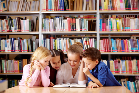 How to get your kids reading   Library   Scoop.it