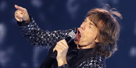 Mick Jagger Becomes Great-Grandfather | Troy West's Radio Show Prep | Scoop.it