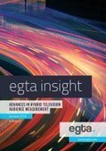 Advances in Hybrid TV Audience Measurement [WhitePaper] Egta | Big Media (En & Fr) | Scoop.it