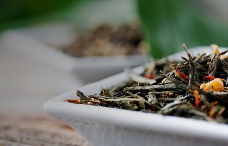 Organic Spearmint Tea Buy Online: Green Hill Tea   Green Tea   Scoop.it