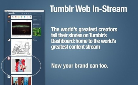 But Would Your Grandma Use Tumblr? | Infographics and Social Media | Scoop.it