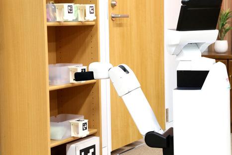 Toyota présente son robot d'assistance à la personne | Humanoides | Une nouvelle civilisation de Robots | Scoop.it