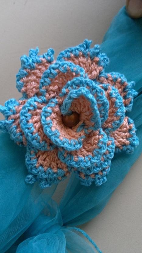 Top 10 Crochet Flower Patterns - Top Inspired | Crochet | Scoop.it