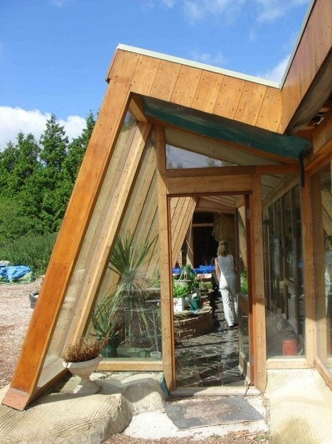 Blogs » 10 Reasons Why We Need An EarthShip Home | Architecture écologique | Scoop.it