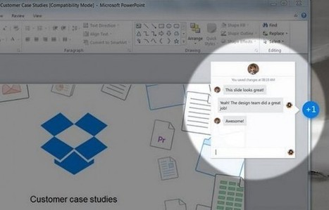 Dropbox presenta herramienta de colaboración para Microsoft Office | notícies TIC | Scoop.it