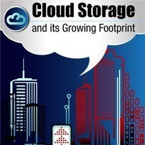 Cloud Storage and its Growing Footprint [Infographic] | Virtual Cluster Initiative | Scoop.it