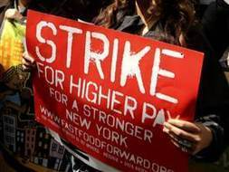 Fast food workers open a new front in the struggle for fair wages - Video on NBCNews.com | AUSTERITY & OPPRESSION SUPPORTERS  VS THE PROGRESSION Of The REST OF US | Scoop.it