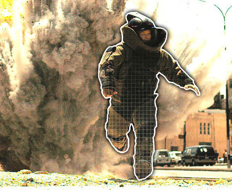 Real-life Hurt Locker: how bomb-proof suits work   Cybofree : Techno Social Issues for a Postmodern Transhuman Society   Scoop.it